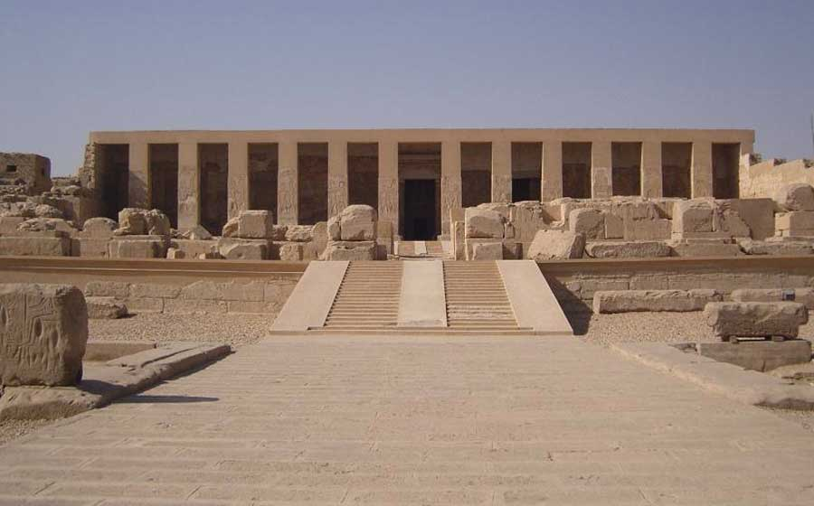 tempel-of-Sety-I-near-House-of-Life-Abydos