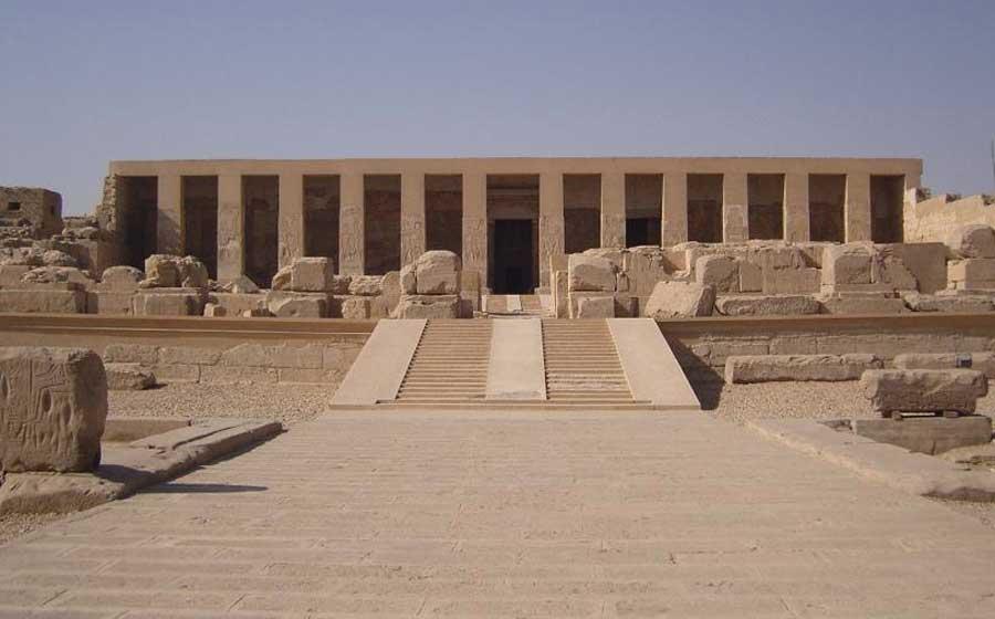 tempel-of-Sety-I-near-House-of-Life-Abydos